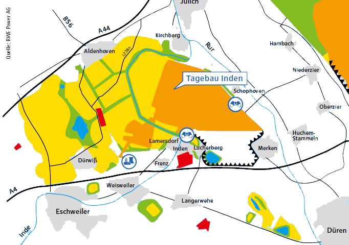 Aus der Luft: Rasen für den Tagebau LVZ - Leipziger