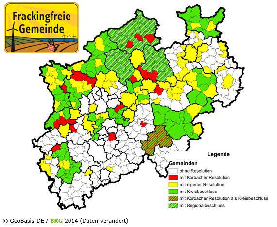 Nrw Frackingfrei