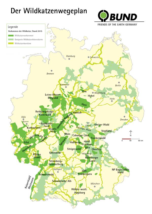 Verbreitung In Deutschland Bund Nrw